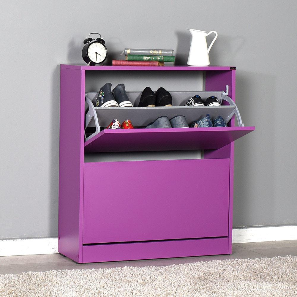 A Shoe Cabinet Storage Solution